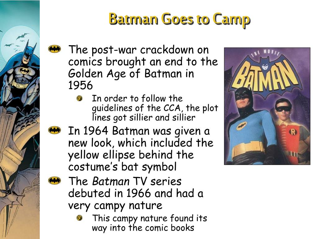 Batman Goes to Camp