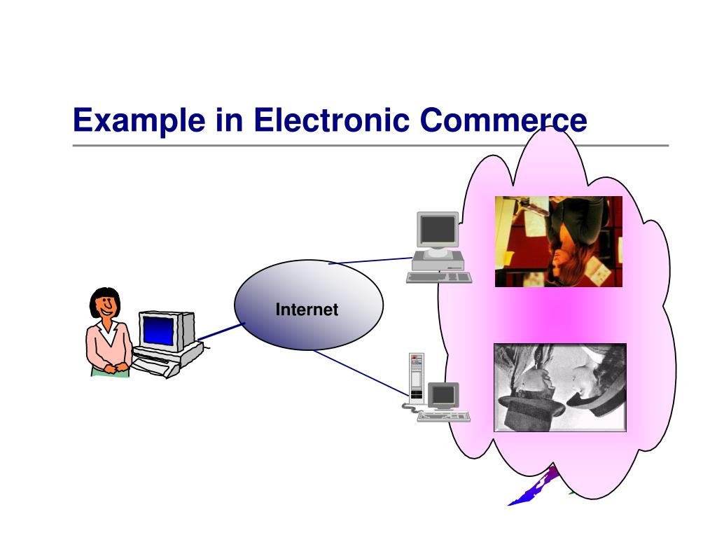 Example in Electronic Commerce