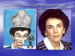 until that is edwina currie s revelations in 2002