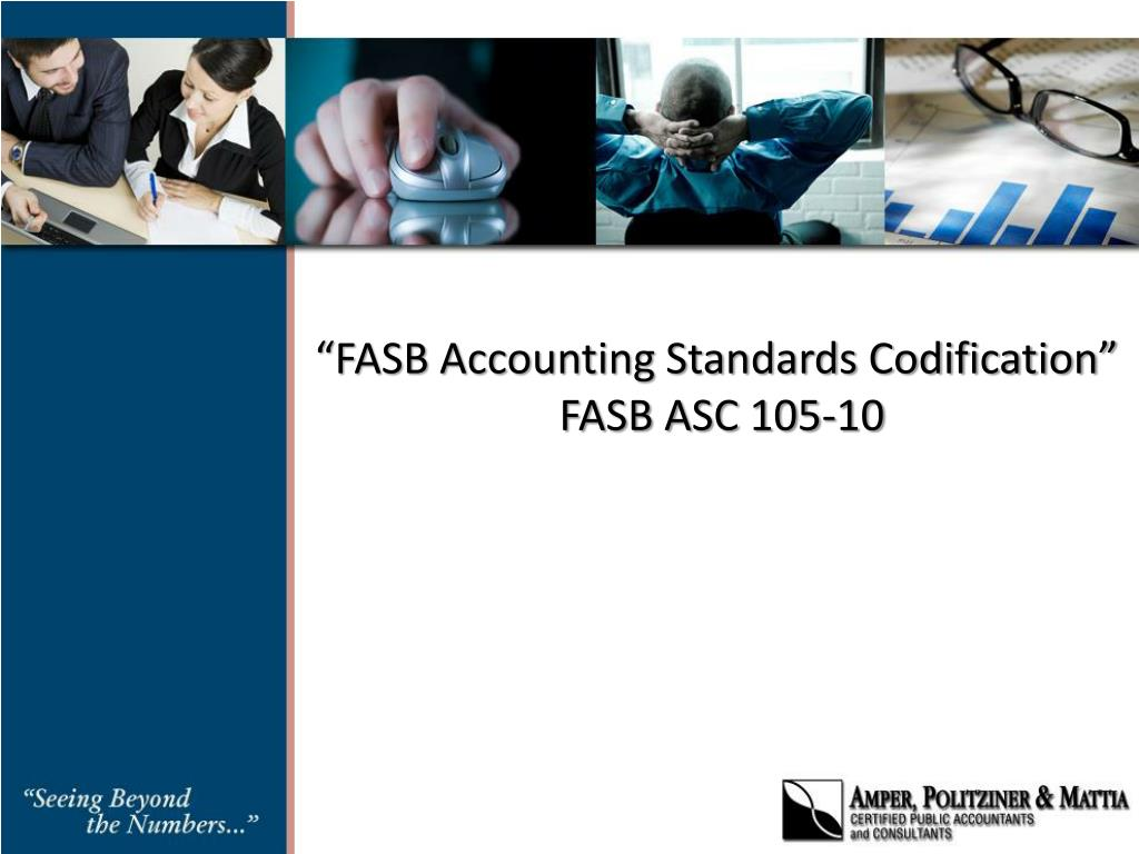 asset and accounting standards codification