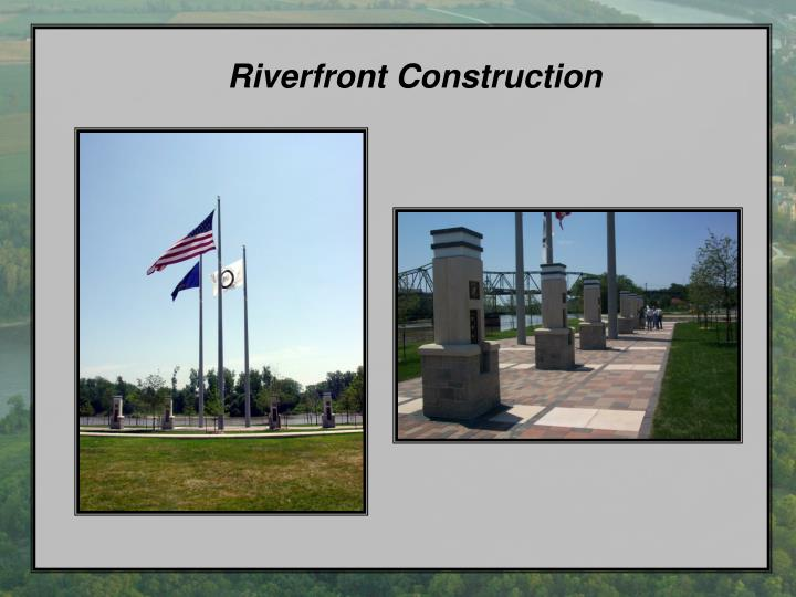Riverfront Construction