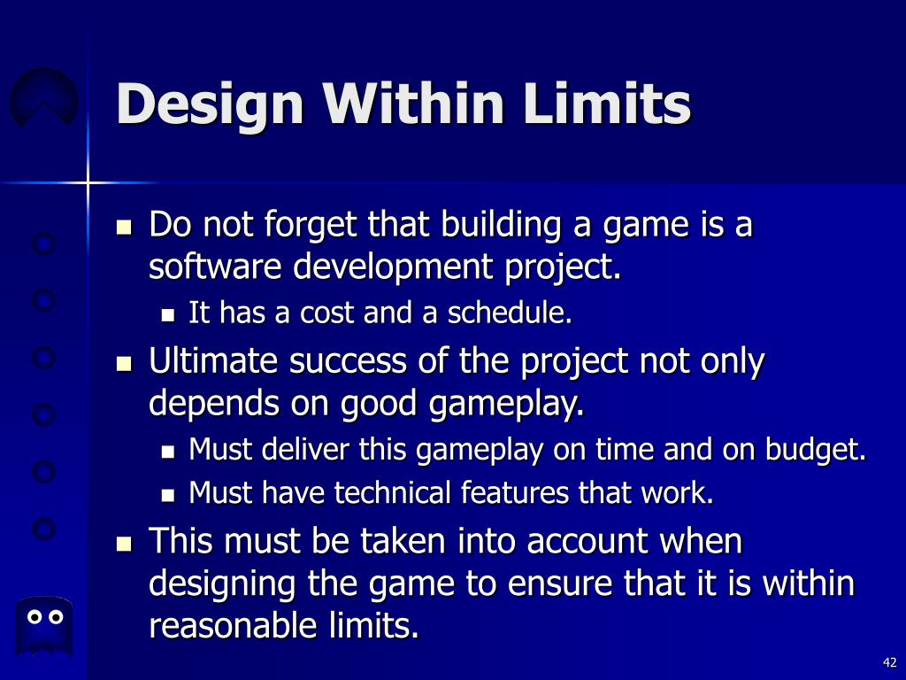 Design Within Limits