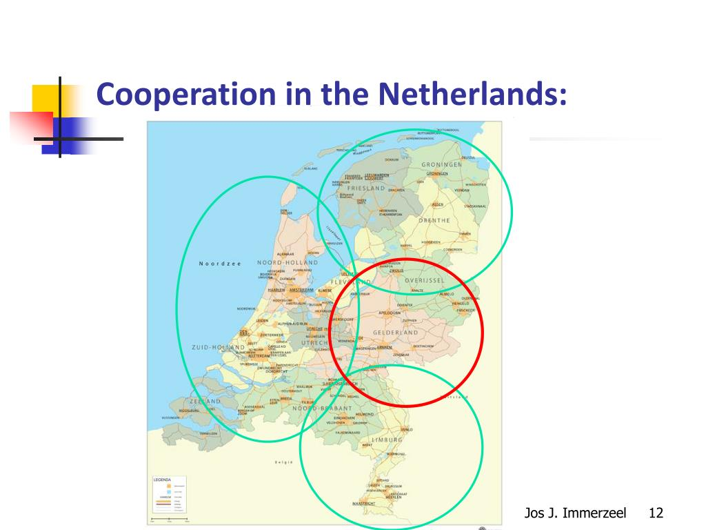 Cooperation in the Netherlands: