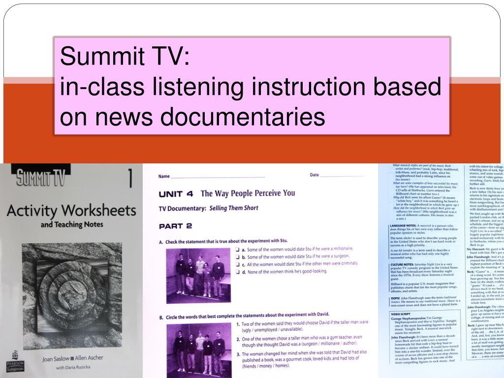Summit TV:
