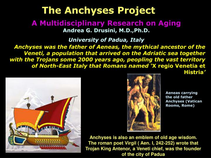 The Anchyses Project
