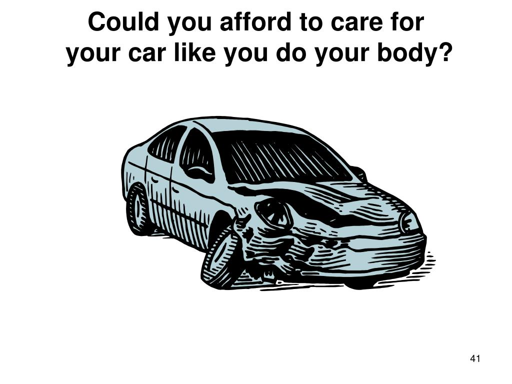 Could you afford to care for