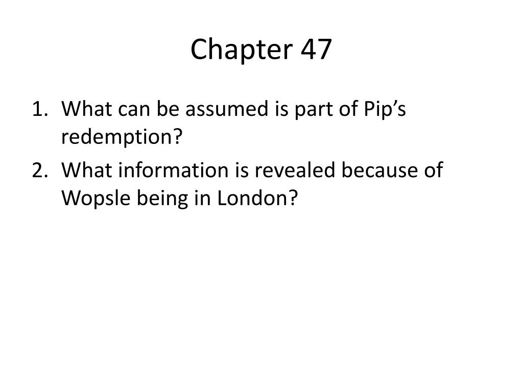 criticism of great expectations Essay Examples