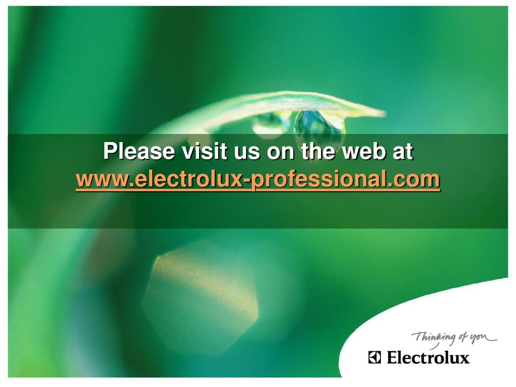 Please visit us on the web at