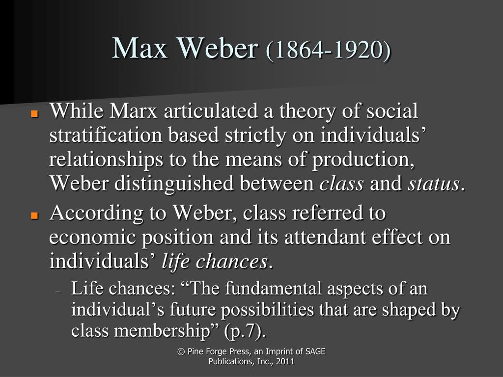 summary weber class status Outlines max weber's approach to social inequality, and his theory of class, status and party.