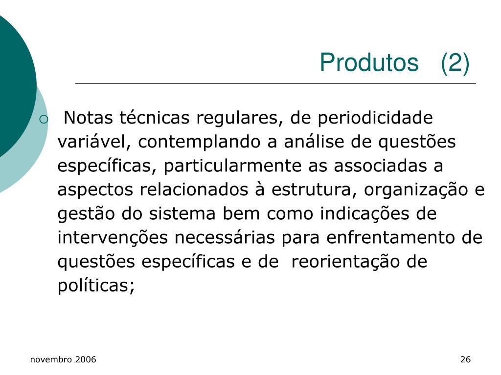 Produtos   (2)