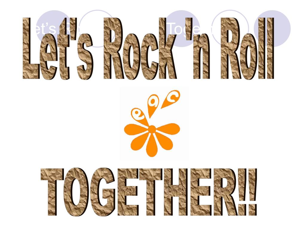 Let's Rock and Roll Together