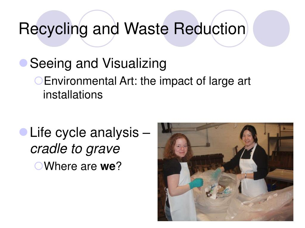 Recycling and Waste Reduction