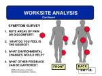 worksite analysis15