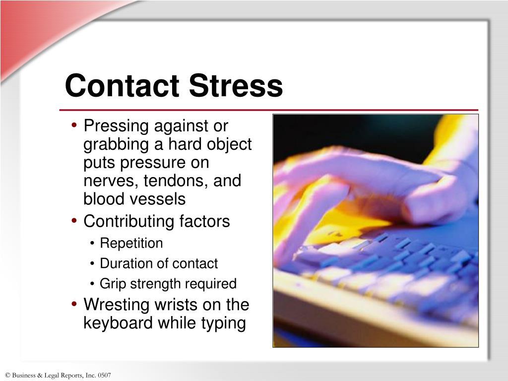 Contact Stress