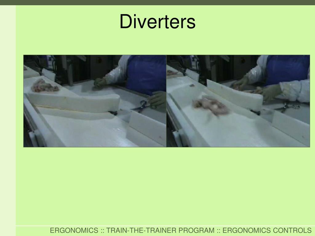 Diverters