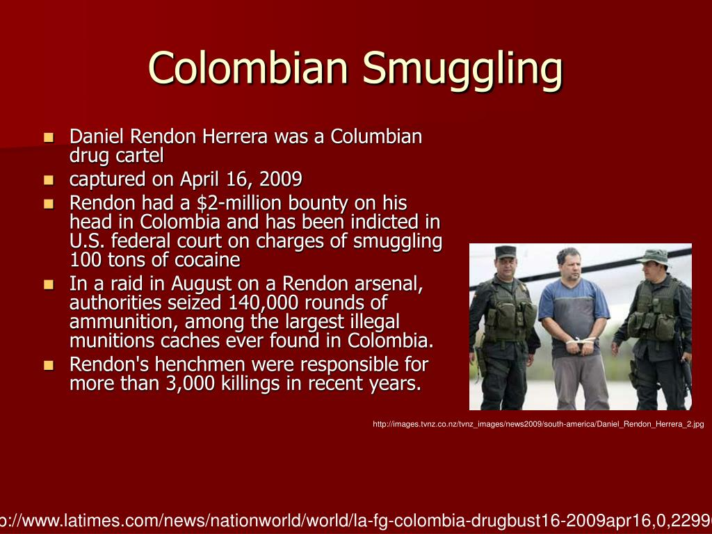 the issue of drug trade in colombia in latin america While mexico's problems with drug trafficking often make the news, gallup's  the  problem is as widespread, if not more so, in other latin american countries   conducted in 2009 in argentina, bolivia, brazil, chile, colombia, costa rica,.