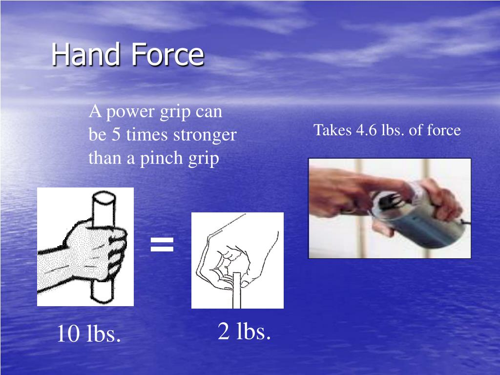 Hand Force