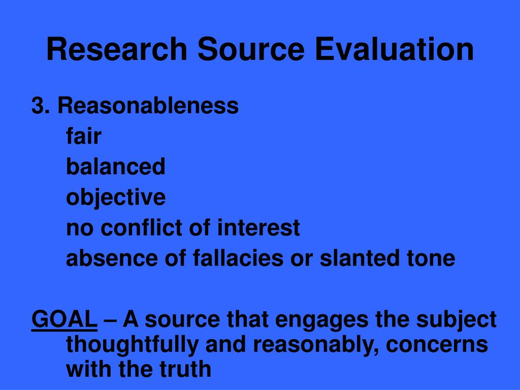 Research Paper Resources: Online Resources