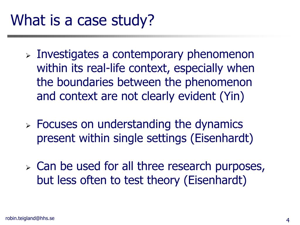 comparative case study research method Providing a complete portal to the world of case study research, the fourth edition of robert k yin's bestselling text case study research offers comprehensive coverage of the design and use of the case study method as a valid research tool.