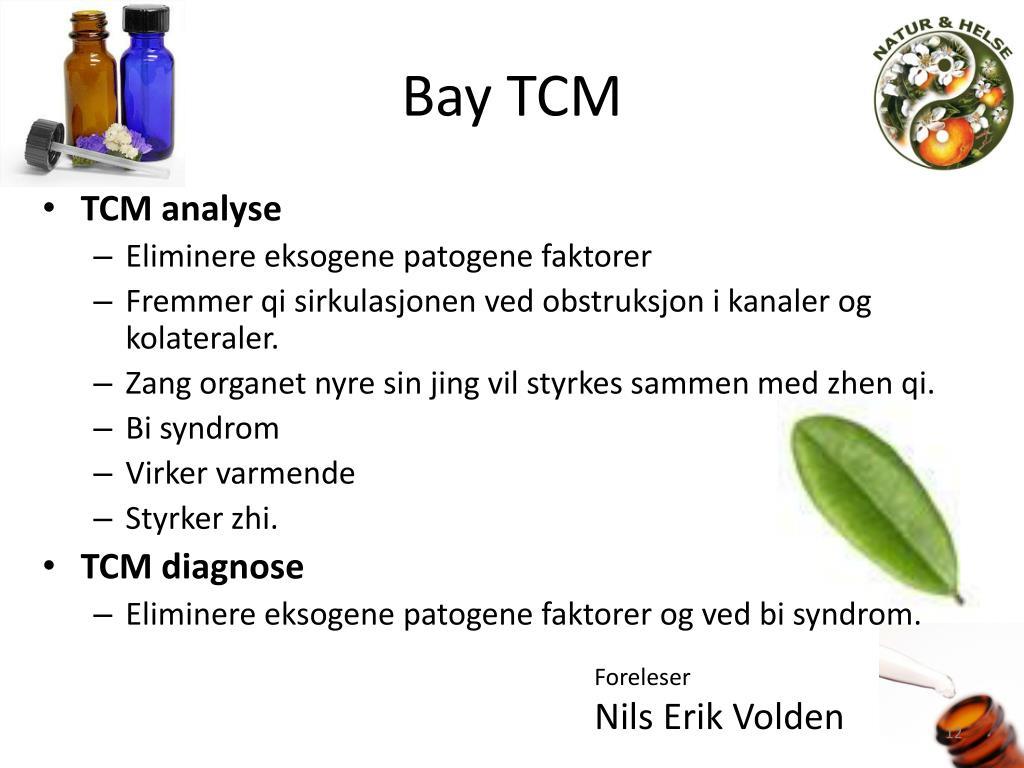 Bay TCM