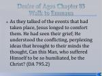 desire of ages chapter 83 walk to emmaus53