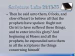 scripture luke 24 13 3542