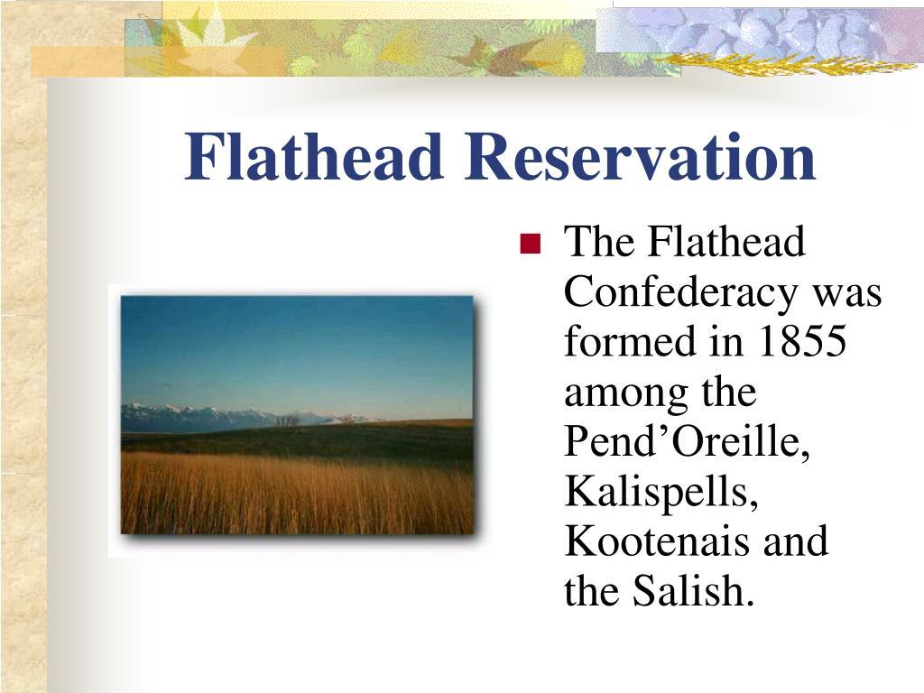 Flathead Reservation