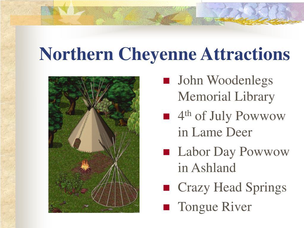 Northern Cheyenne Attractions