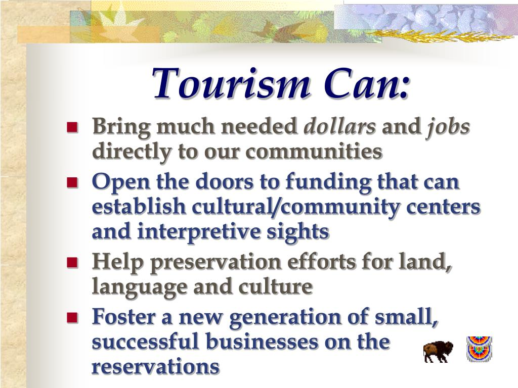 Tourism Can: