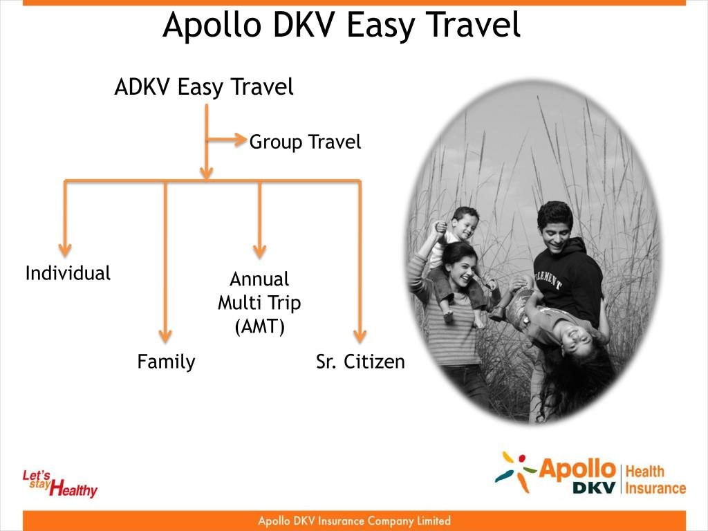 Apollo DKV Easy Travel