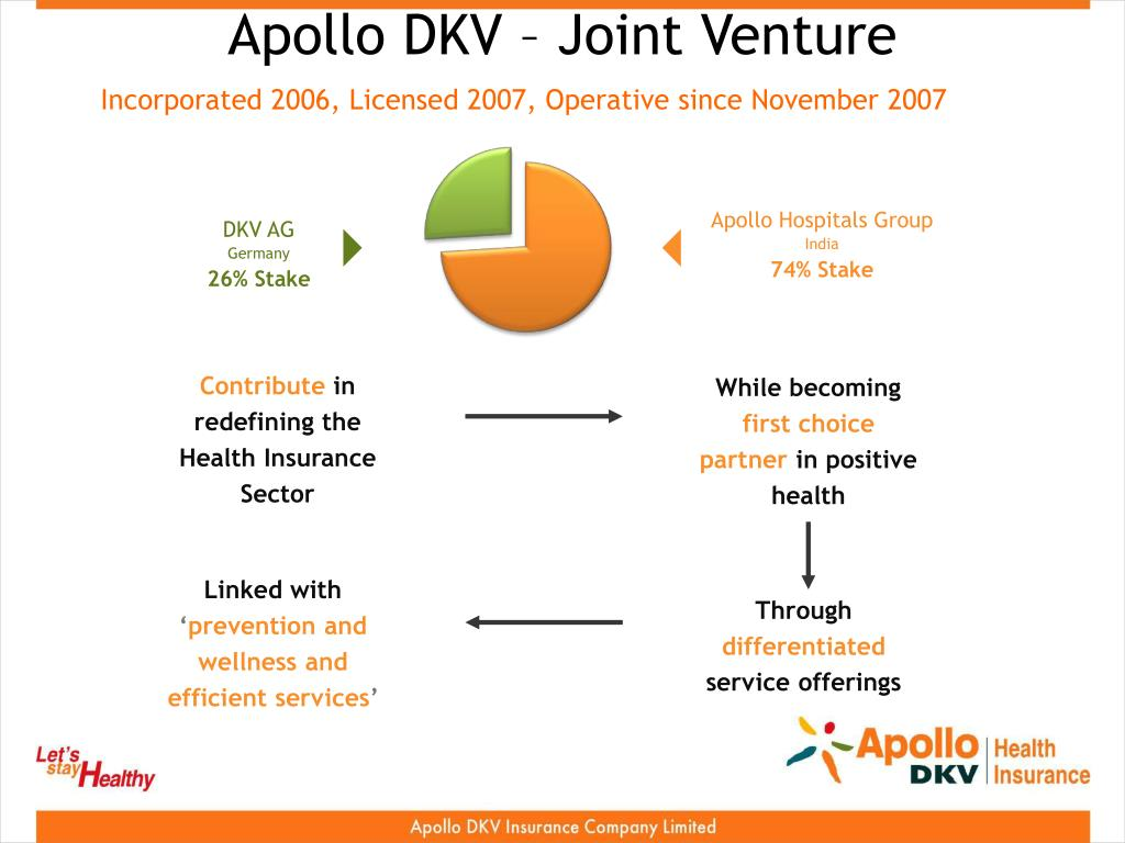 Apollo DKV – Joint Venture