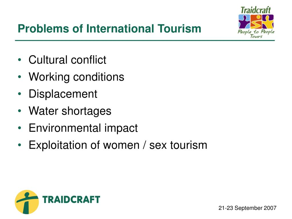 Problems of International Tourism