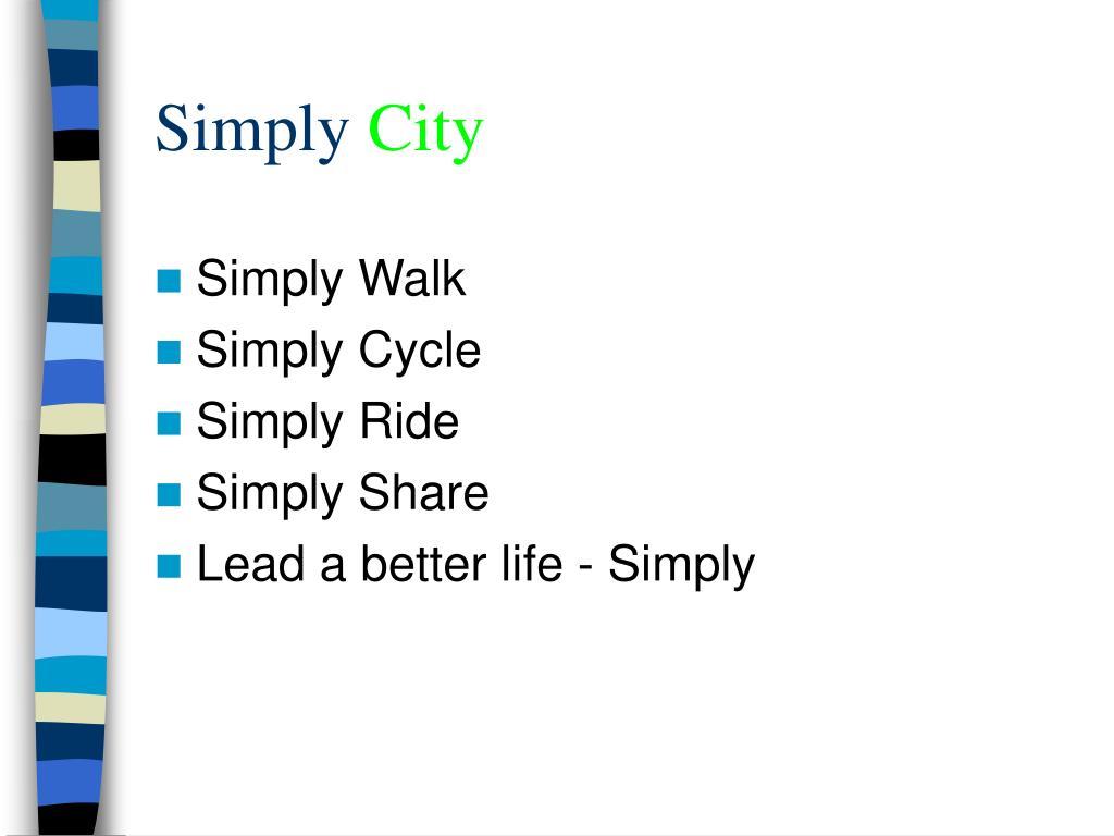 Simply