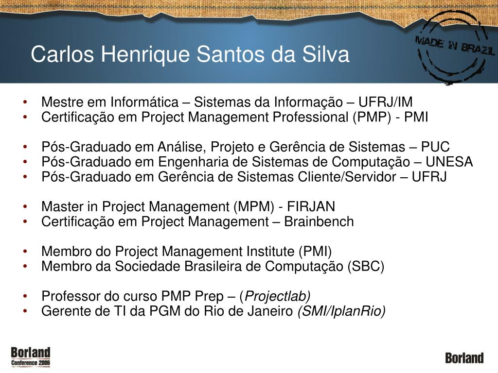 Carlos Henrique Santos da Silva