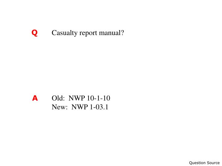 Nwp 1 03 1 operational reports chapter 4