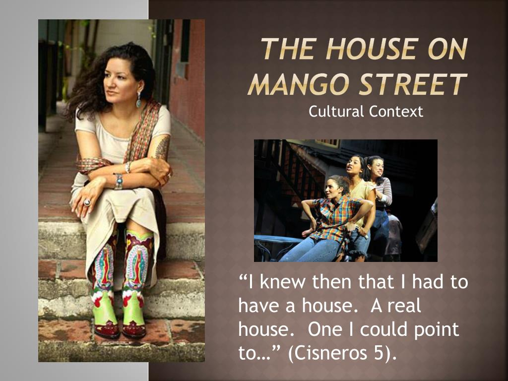 "mango street and the struggles to In the house on mango street, sandra cisneros develops this  she struggles  with jealousy of her younger sister nenny and cynically says that she ""has pretty ."