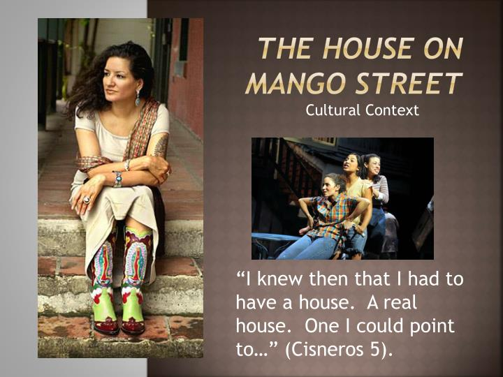 house on mango street worksheets