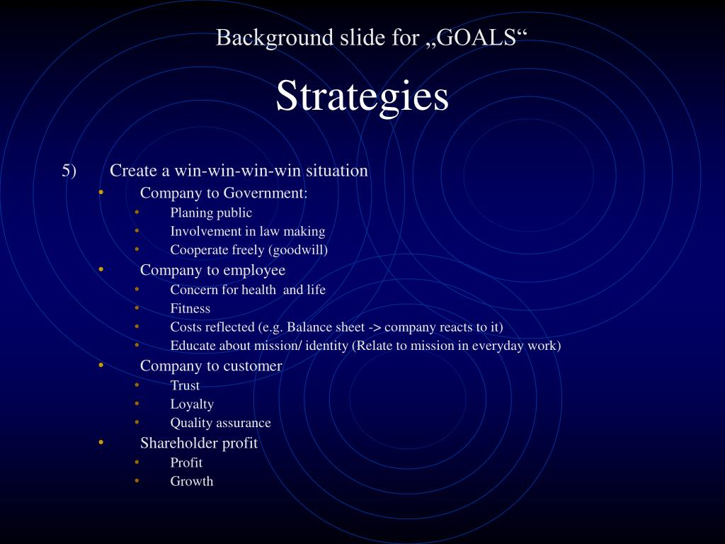 "Background slide for ""GOALS"""