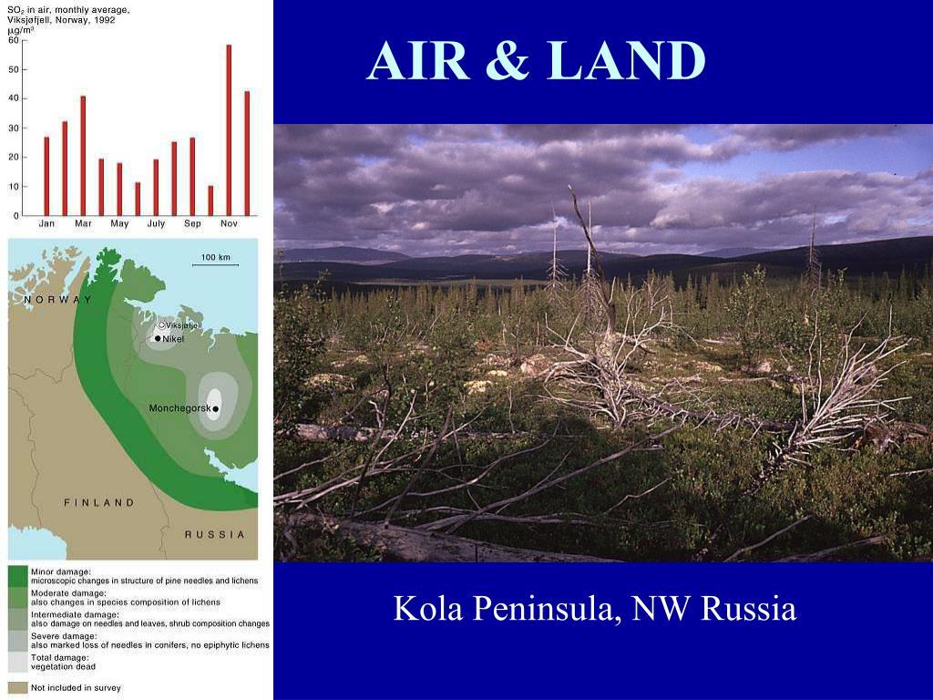 AIR & LAND