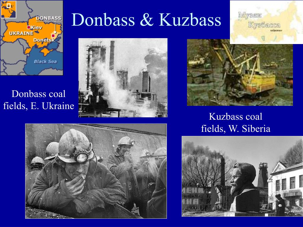 Donbass & Kuzbass