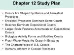 chapter 12 study plan