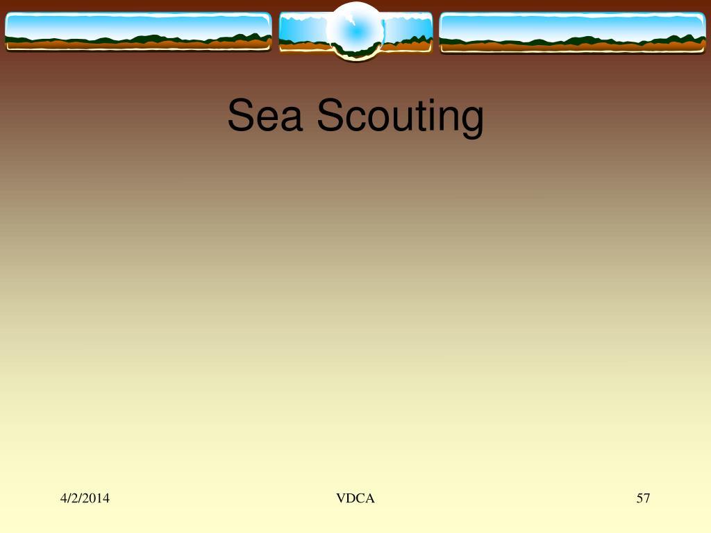 Sea Scouting