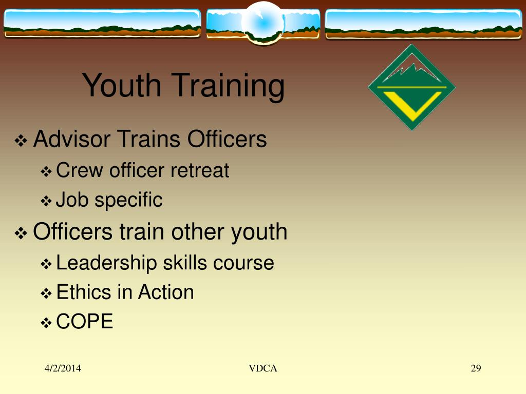 Youth Training