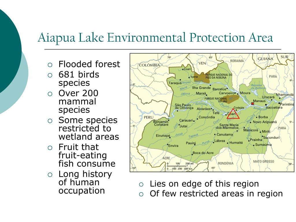 Aiapua Lake Environmental Protection Area