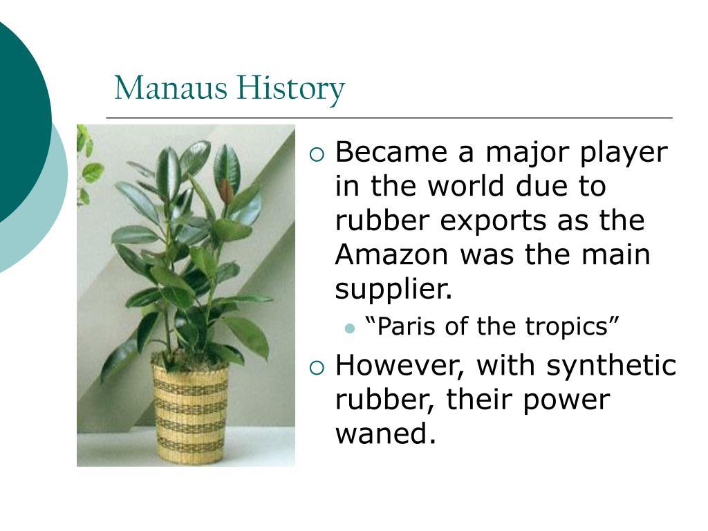Manaus History