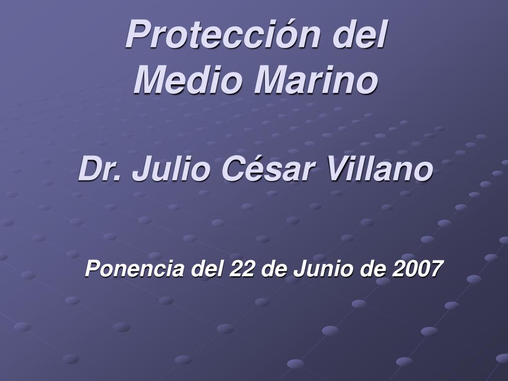 Protección del
