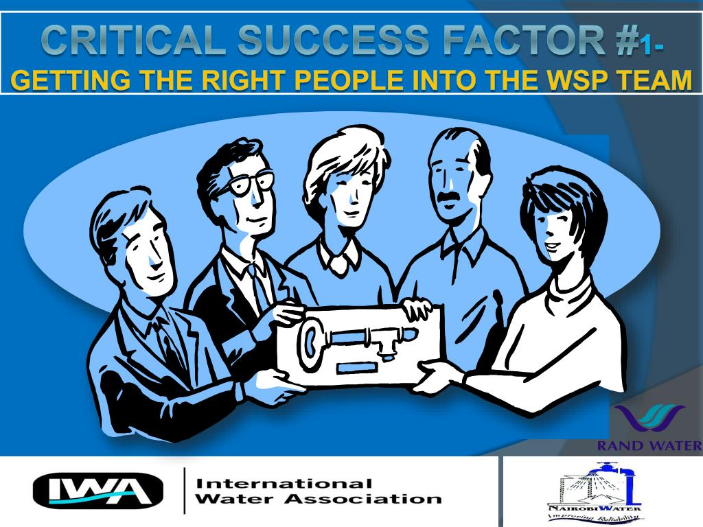CRITICAL SUCCESS FACTOR #