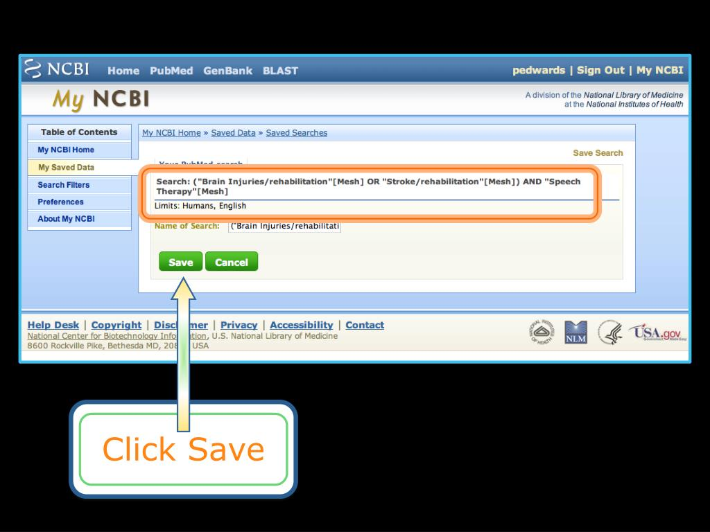Click Save