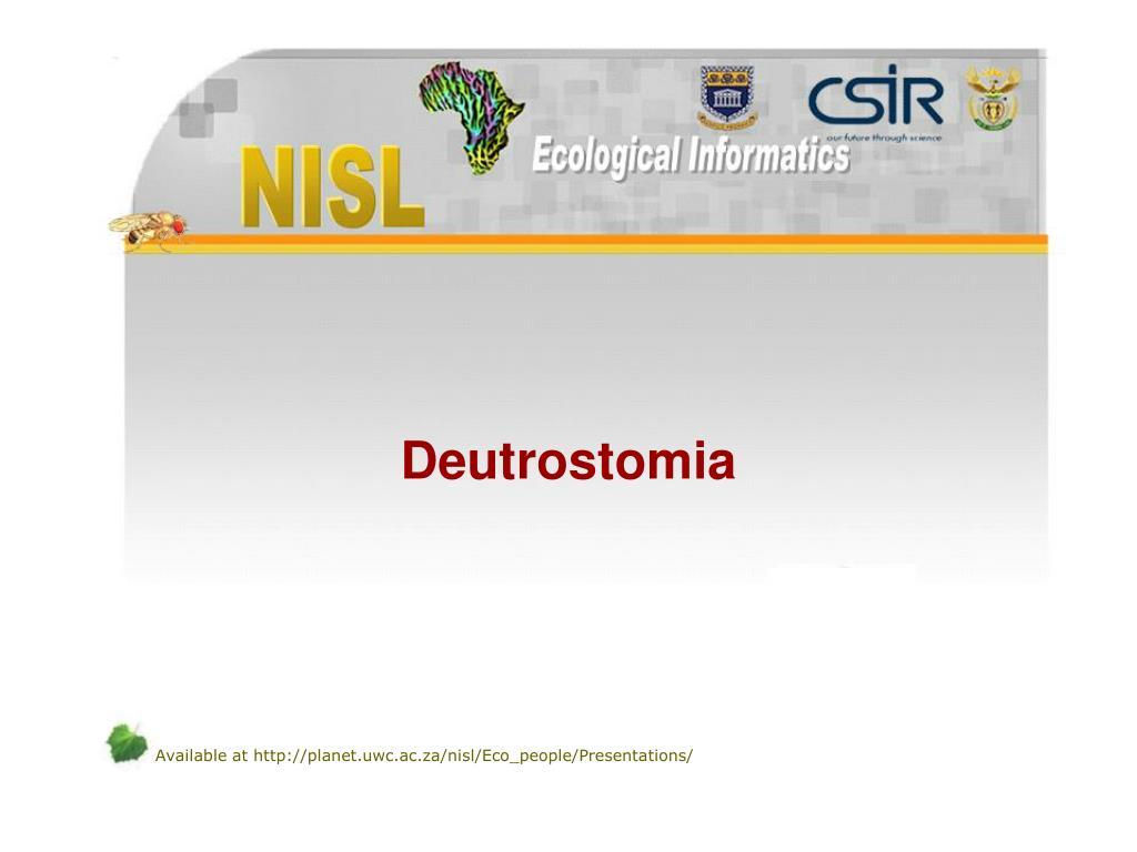 Deutrostomia