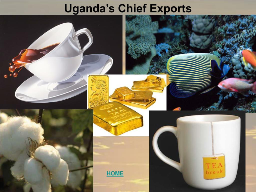 Uganda's Chief Exports
